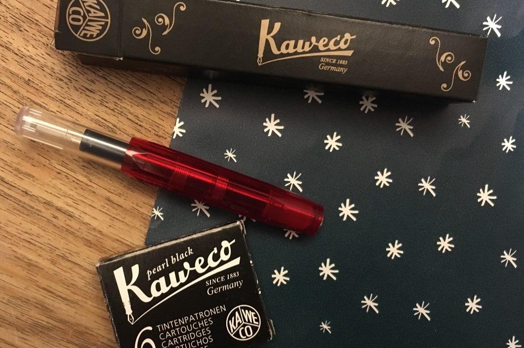 Produkte - Bleistifte, Füllhalter und Karten zu Weihanchten und Neujahr