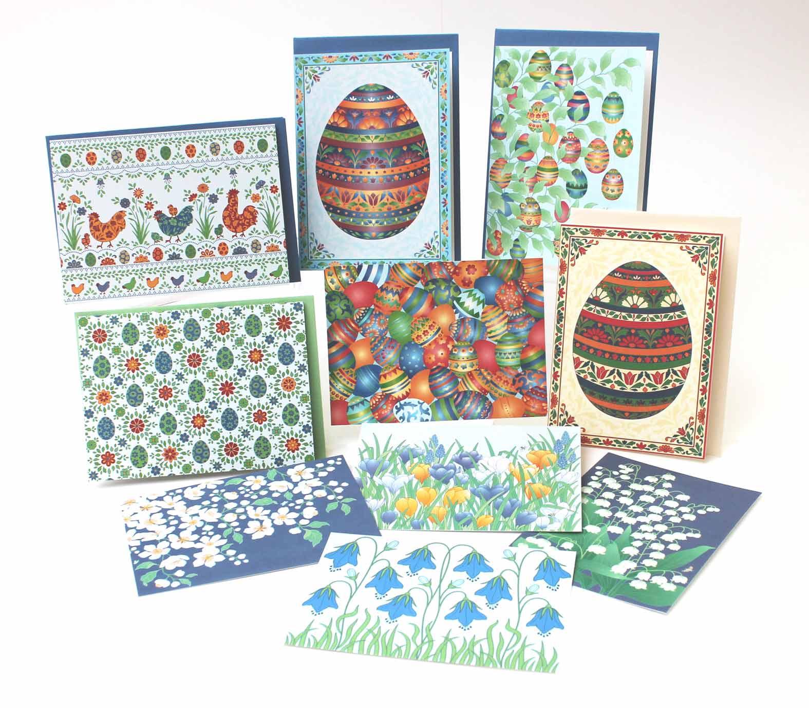 Karten und Papiere zum Frühling von Lazzaro Art © Beatrix Lazzaro