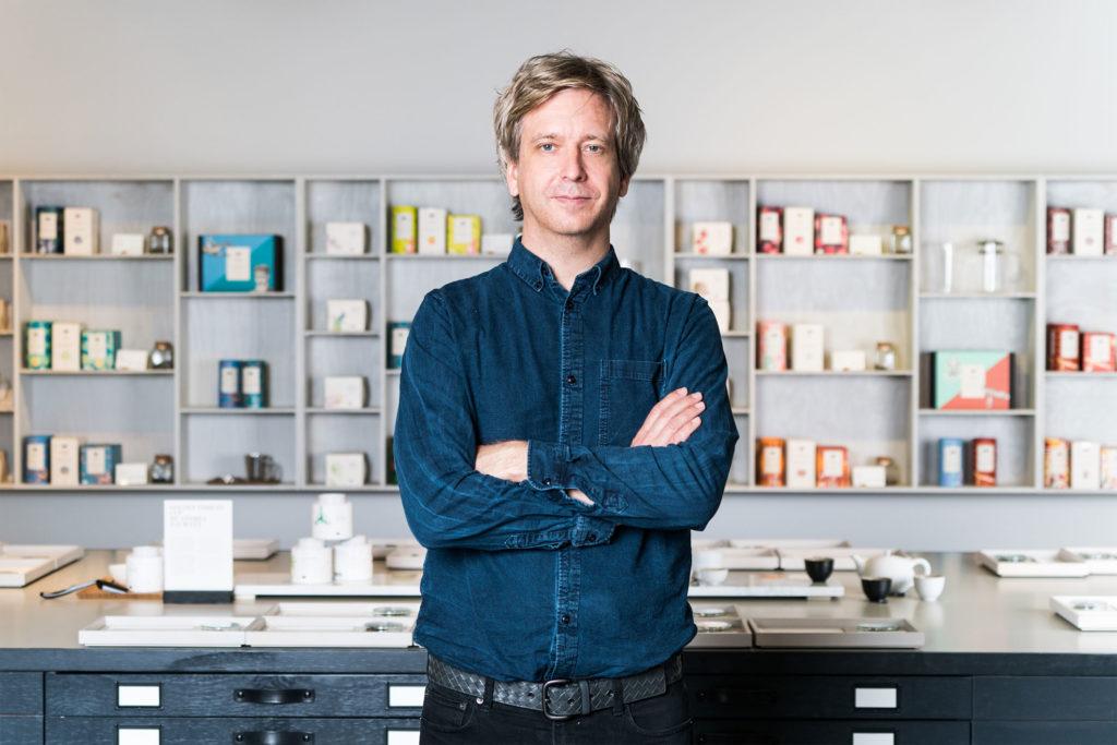 Jens de Gruyter, Gründer von Paper & Tea. Copyright: Paper & Tea, Berlin