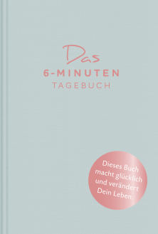 """Dominik Spenst & das Team von UrBestSelf stehen hinter """"Das 6-Minuten-Tagebuch"""". Copyright: Rowohlt Verlag"""