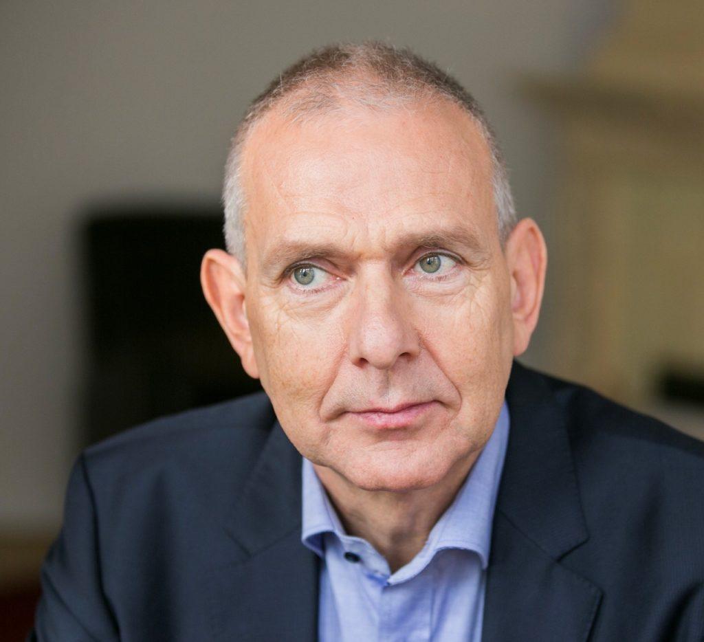 Hat evangelische Theologie studiert und ist als Coach, Zeitexperte und Autor tätig: Olaf Georg Klein. Copyright: Olaf Georg Klein, Berlin