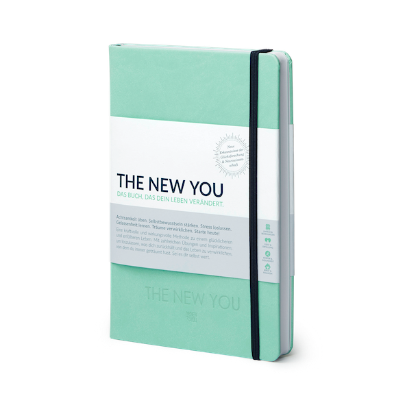 "Achtsamer Planer ""The New You"" (thenewyou.de)"