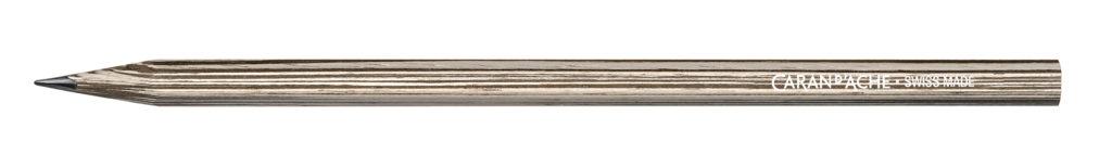 """Bleistift """"White Oak"""" aus dem Set """"Les Crayons de la Maison ed. No. 6"""". Copyright: Caran d'Ache, Genf, Schweiz"""