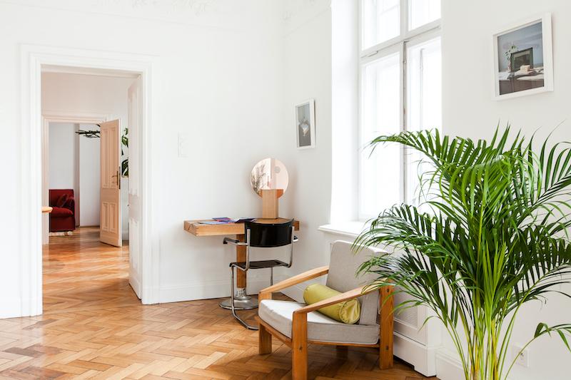 Room 1777, Autor Rooms. Copyright: BasiaKuligowska & Przemek Nieciecki, Warsaw