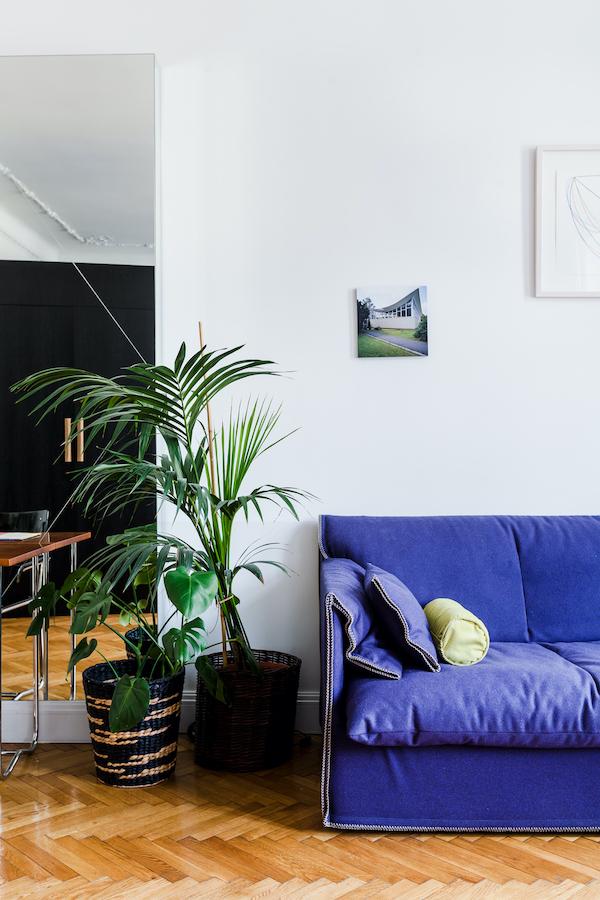 Part of room 2020, Autor Rooms. Copyright: Basia Kuligowska & Przemek Nieciecki, Warsaw
