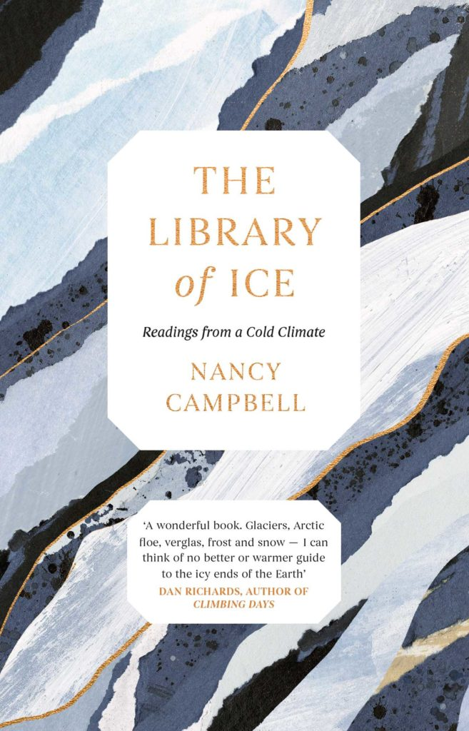 The Library of Ice. Credits: Nancy Campbell.