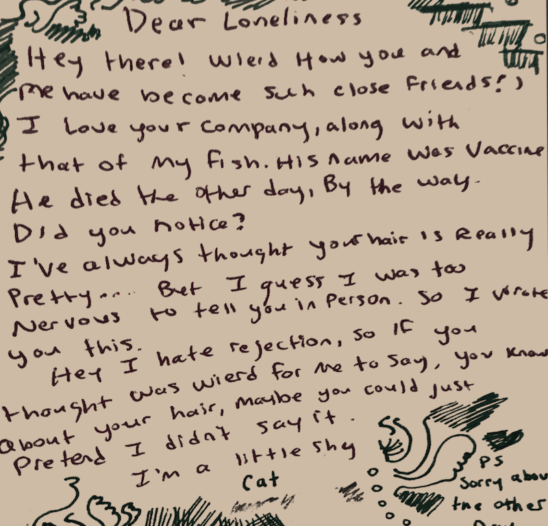 Credits: Dear Loneliness