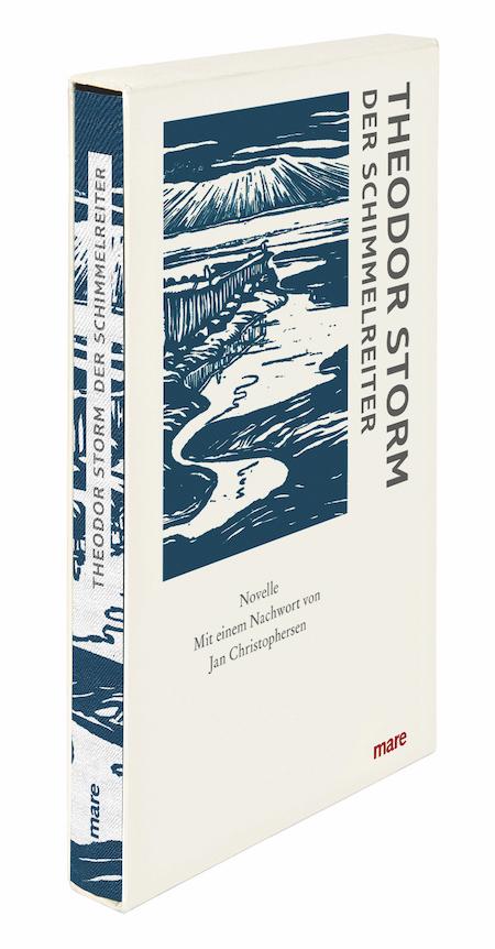 Der Schimmelreiter, Theodor Storm - im Schuber, mare