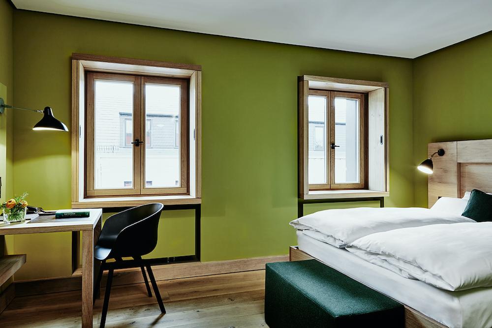 Rotes Haus. Credits: Hotel Wedina, Hamburg
